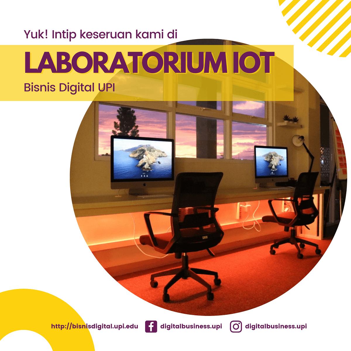 Lab IoT Bisnis Digital UPI