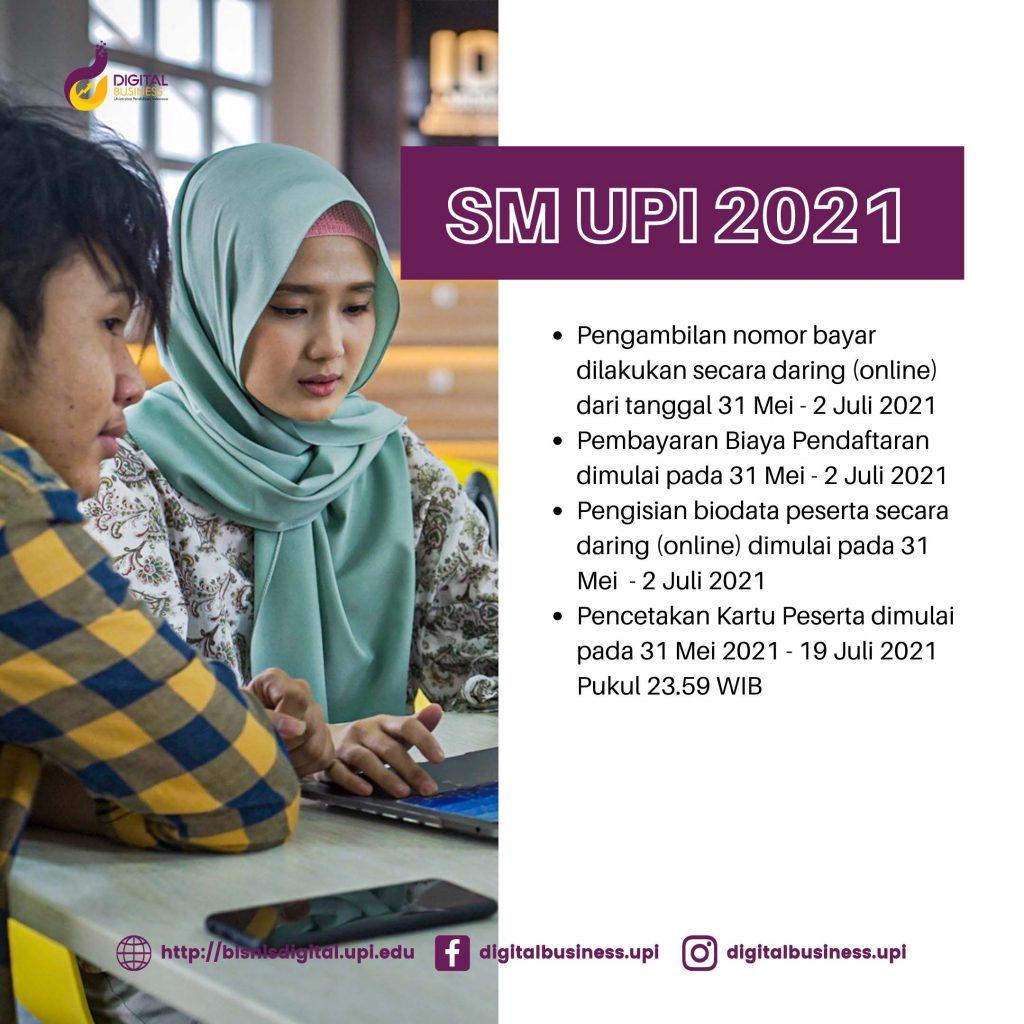 Seleksi Mandiri UPI: Jalur Penerimaan Mahasiswa Baru Bisnis Digital